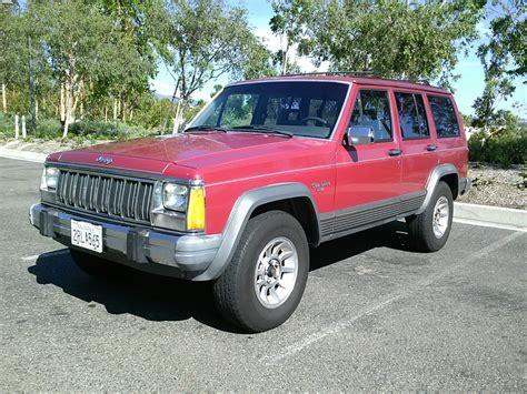 jeep laredo 1990 jeep laredo xj rust free california