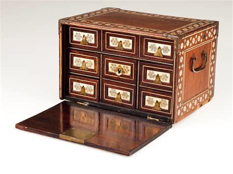 Cabinet Veritas by Auction 75 Lot 57 An Indo Portuguese Cabinet Veritas