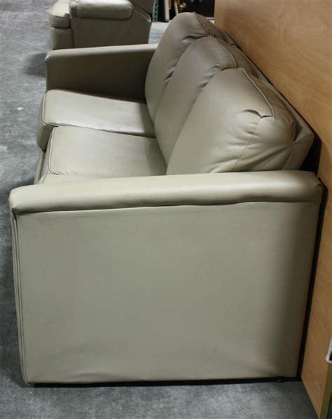 used flexsteel sofa rv furniture used flexsteel ultra leather rv furniture set