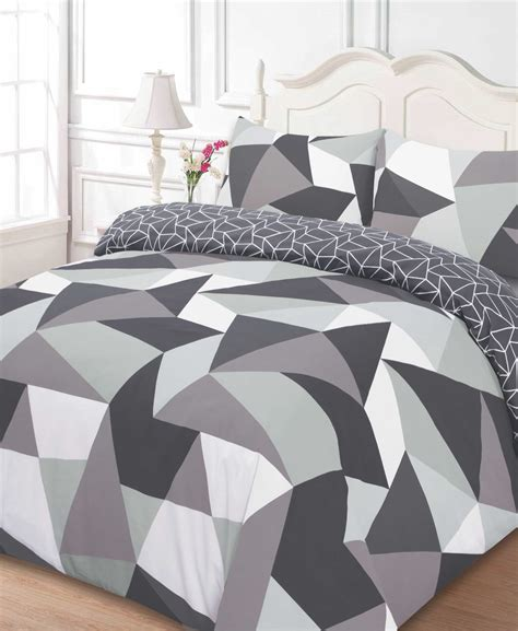 double bed comforter set dreamscene duvet cover with pillowcase polycotton bedding