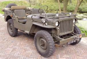 world war 2 jeep silvester