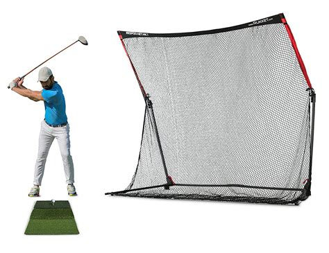 golf nets for backyard rukket backyard golf net with wings best backyard gear