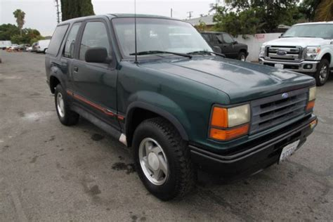 old car manuals online 2008 ford explorer sport trac windshield wipe control 1994 ford explorer sport manual 6 cylinder no reserve