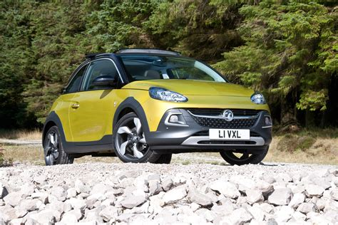 vauxhall adam rocks vauxhall adam rocks review 2014 parkers