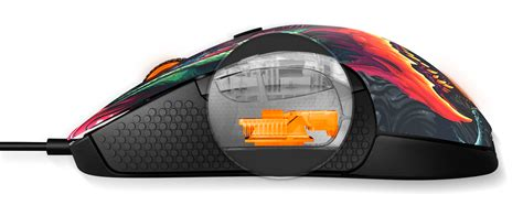 Steelseries Rival 300 Cs Go Limited Edition steelseries rival 300 cs go hyper besat edition gaming