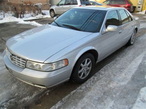 1999 cadillac northstar buy used 1999 cadillac seville sts touring northstar