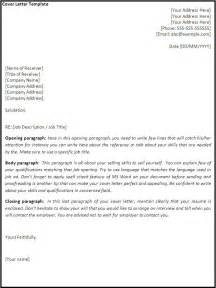 Cover Letter Downloads by Cover Letter Template Word Excel Pdf