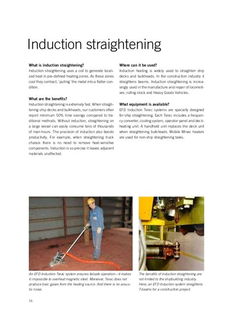 induction heating application note induction heating applications