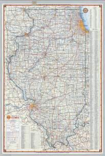road map illinois usa pin illinois highway map route ajilbabcom portal on