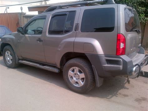nissan xterra 07 clean used 07 nissan xterra with dvd up for grabs