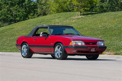 1991 ford mustang fast lane classic cars