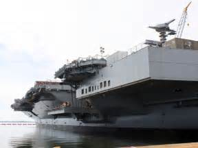 inside the uss ford america s newest aircraft carrier