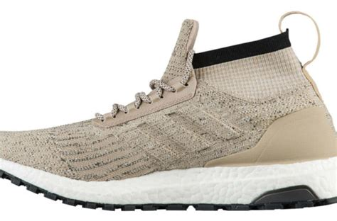 Adidas Ultra Boost Atr Mid Trace Khaki 100 Original Sneakers look for the adidas ultra boost atr mid trace khaki soon kicksonfire