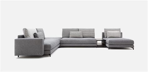 Modernes Ledersofa 652 by Home Www Rolf