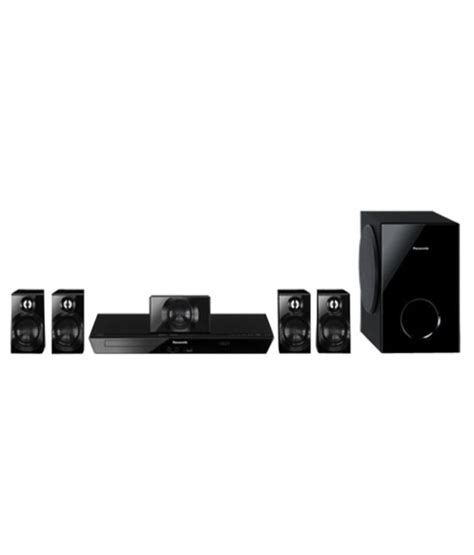 Home Theater Sc Xh333 buy panasonic sc xh201gw k 5 1 dvd home theatre system at best price in india snapdeal