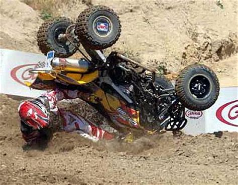 ask the editors: is atv riding safe? atvconnection.com