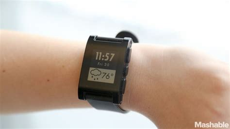 Smartwatch Pebble pebble smartwatch now available at target stores
