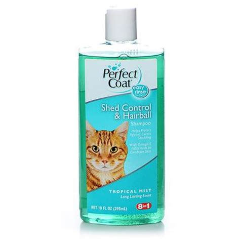 Shedding Products by Coat Shed Shoo For Cats Cat Skin