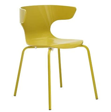 colorful office chairs sayeh pezeshki la brand logo bring in the sunshine with yellow office chairs sayeh