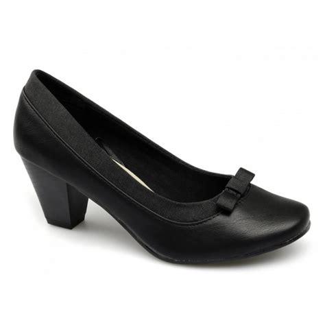 comfort plus shoes comfort plus womens court shoes black buy