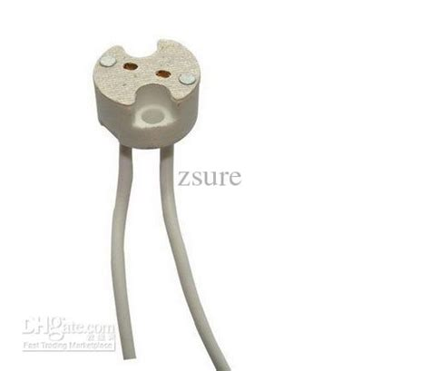 gu4 sockel mr16 socket wire connector socket led light l bulb gu4