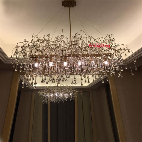 Led Dining Room Chandeliers by Rectangular Chandelier Dining Room Rectangle Chandelier