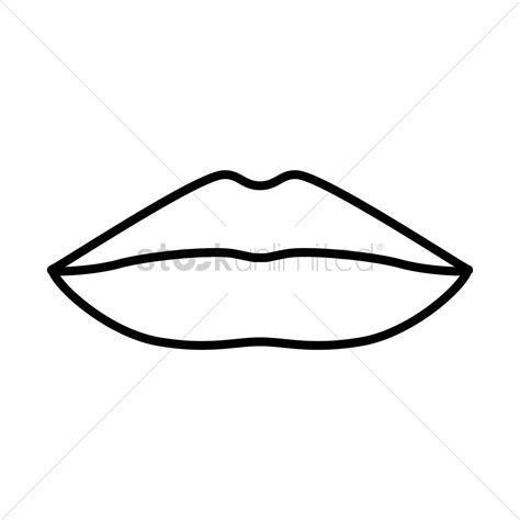 tattoo lips outline black and white lip outline pictures to pin on pinterest