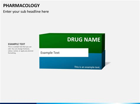 Pharmacology Powerpoint Template Sketchbubble Pharmacology Powerpoint Presentation