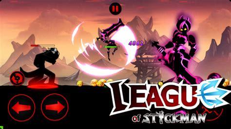 mod game league of stickman free league of stickman 2017 mod apk unlimited latest free