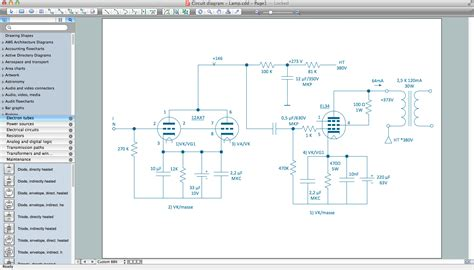 electrical wiring diagram software free circuit and