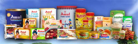 all products the of amul bythestartups