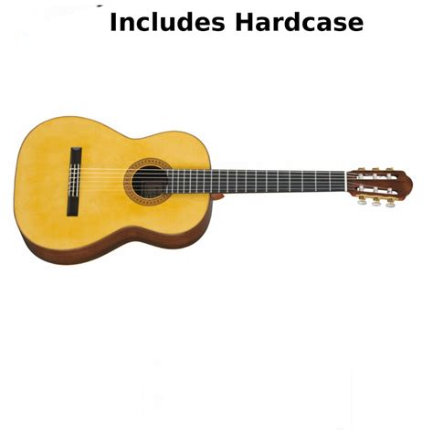 Handmade Classical Guitars Uk - yamaha gc82s handmade classical guitar from