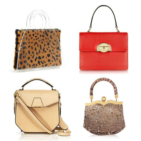 Accessory Of The Week The Bag by Accessories Trend Small Large Top Handle Structured
