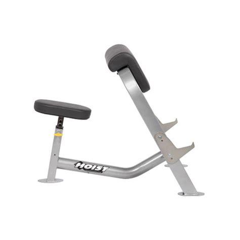 banc biceps hoist fitness hf 4550 importateur exclusif
