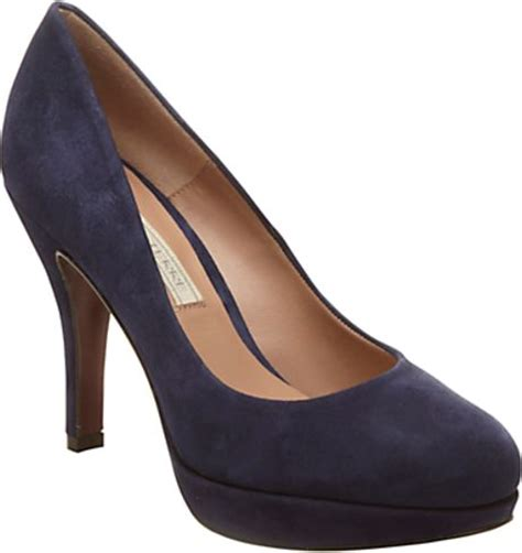 pied a terre pied a terre anton suede platform court shoes