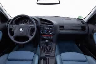 Bmw E36 Interior Bmw 3 Series Sedan E36 Specs 1991 1992 1993 1994