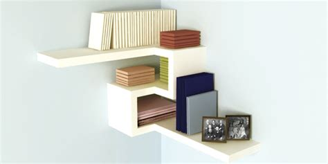 diy wood whistle corner shelf design collapsible