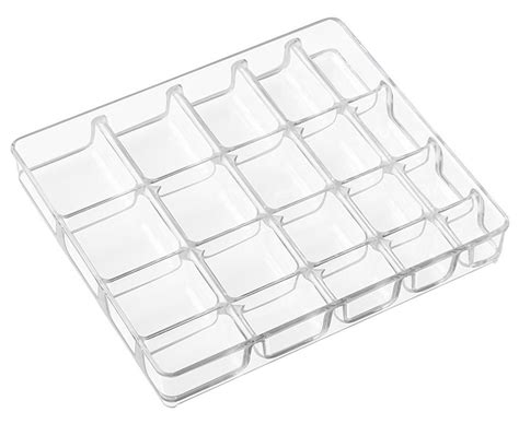 small drawer organizer trays small clear jewelry organizer 20 compartment in jewelry