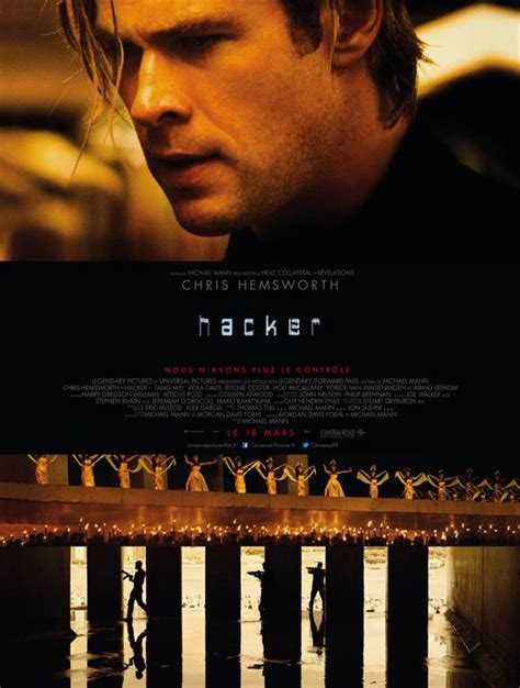 film box office tentang hacker affiche du film hacker affiche 1 sur 1 allocin 233