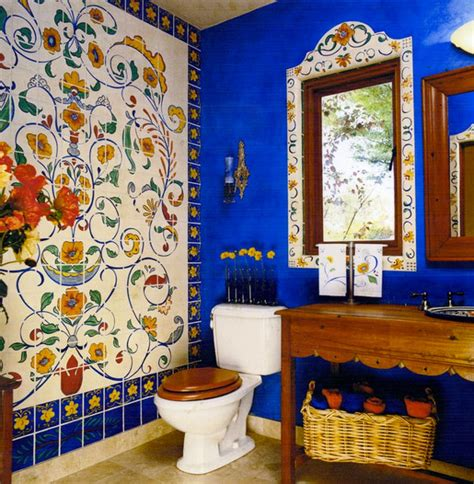 mexican bathroom decor beautiful decor ideas from latin america