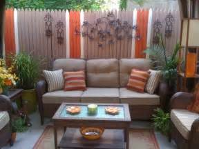 Decorating Ideas For Small Outdoor Patios by Small Inner City Patio Patios Amp Deck Designs