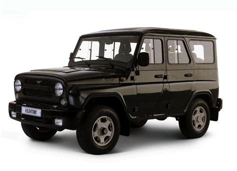 Jeep Vilis Uaz 2014 русская брутальность с английским именем