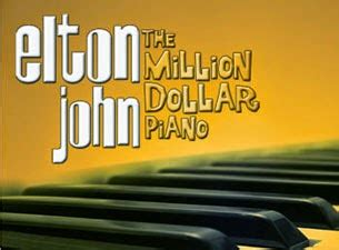 preview: the million dollar piano elton john vvn music