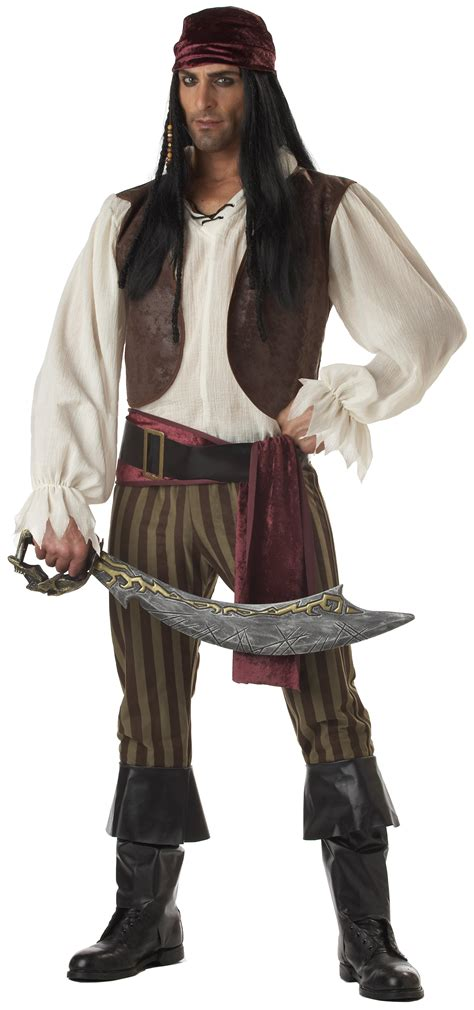 pirate costumes from island costume