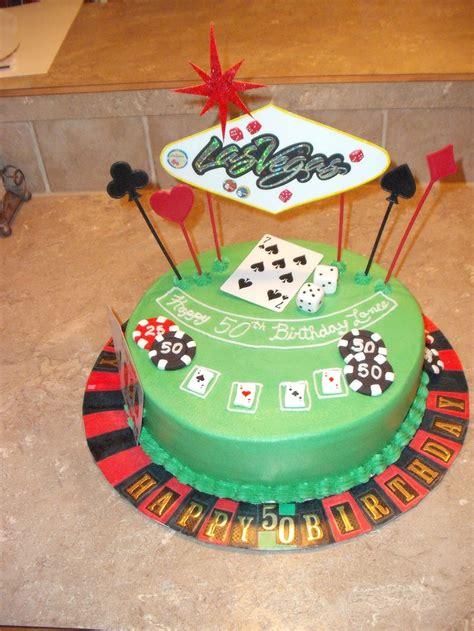 vegas themed cake decorations las vegas quot casino quot themed 50th birthday cake cakes