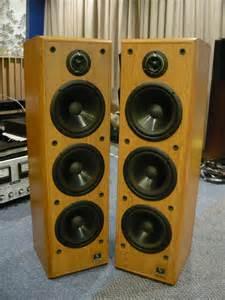 Used Infinity Speakers Infinity Sl50 Floorstand Speaker Used Sold