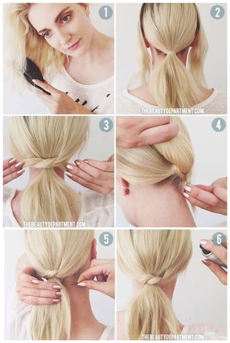 ideas for styling short hair the beauty department your daily dose of pretty short
