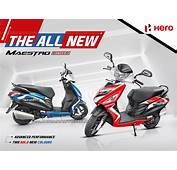 Hero Maestro Edge 2017 Brochure Cover  Indian Autos Blog
