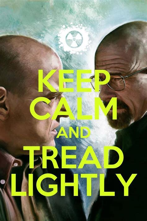 Breaking Bad Tread Lightly by 40 Best Breaking Bad Memes On The Walter White Pics