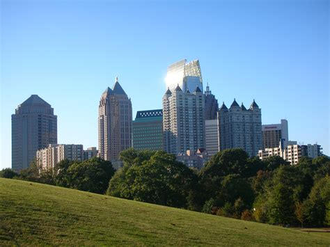 midtown s piedmont park atlanta or boston common boston